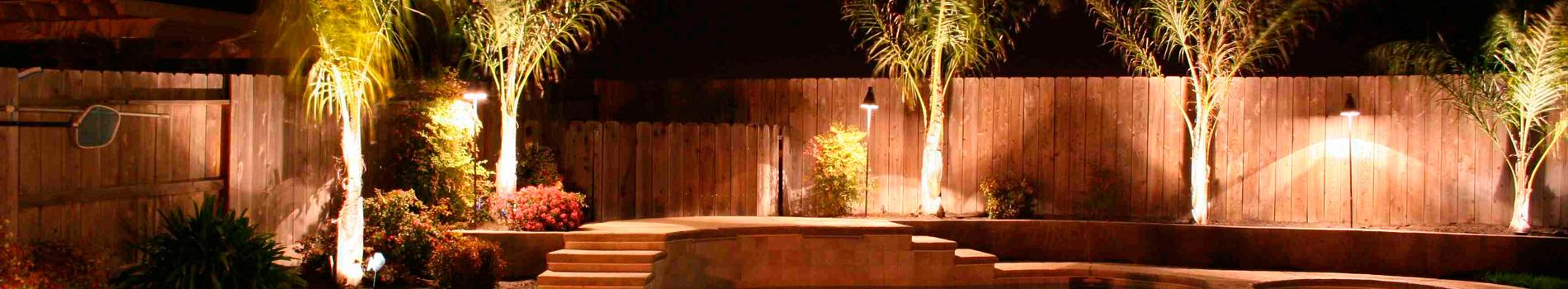 Lumipro iluminacion de exterior monterrey iluminacion para for Luces exterior jardin