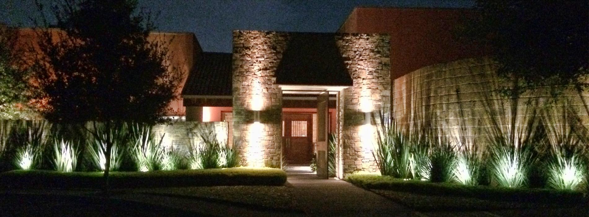 Lumipro focos para jardin iluminaci n de exterior - Luces de pared exterior ...